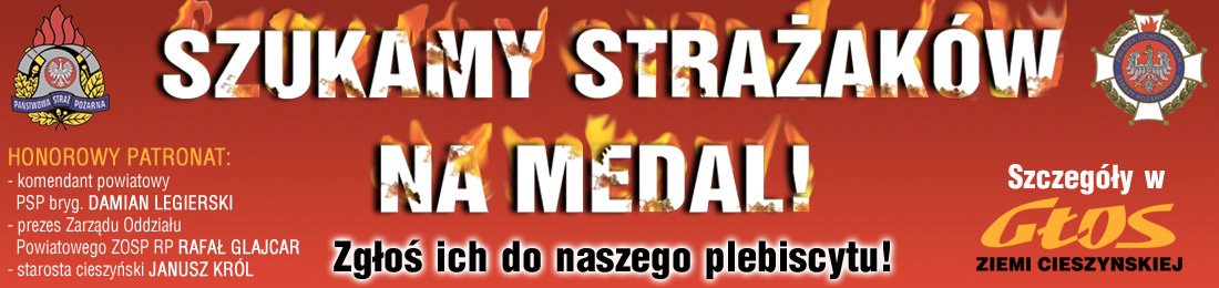 Strażak na medal